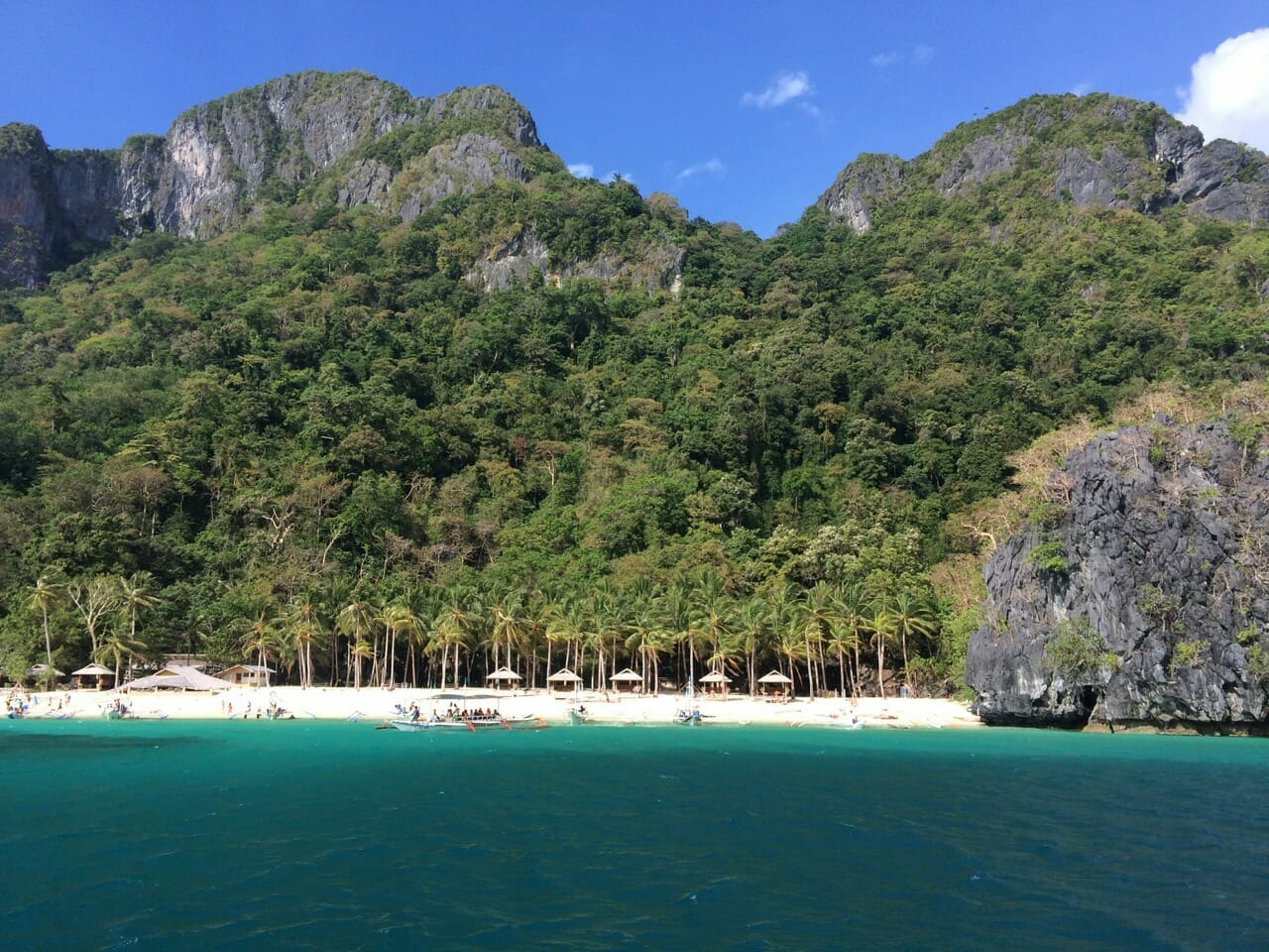 7 Comandos Beach, El Nido : one of the most beautiful places in the world things to do in Palawan