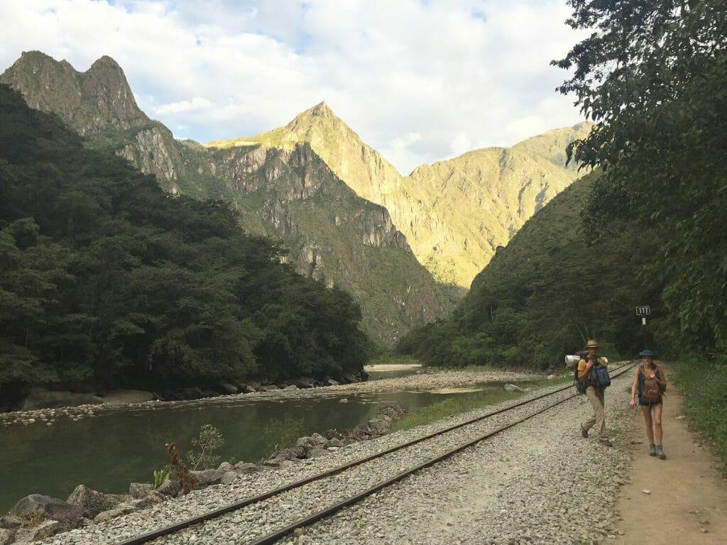 Machu Picchu on a budget.