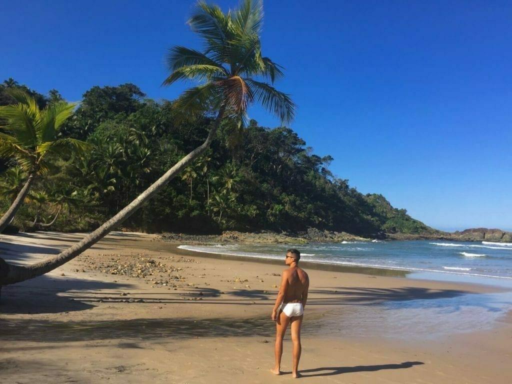 praias da Bahia
