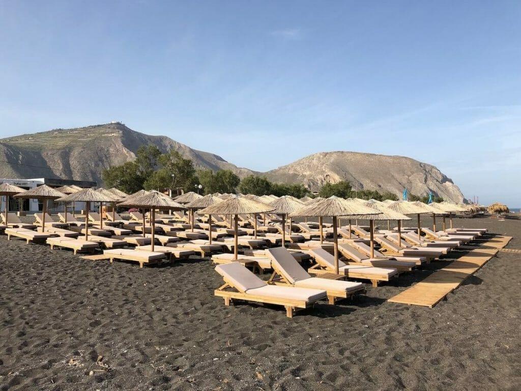 10 Best and Most Unique Santorini Beaches